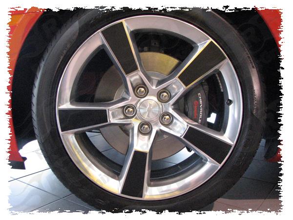 2010 - 2013 Chevrolet Camaro 20