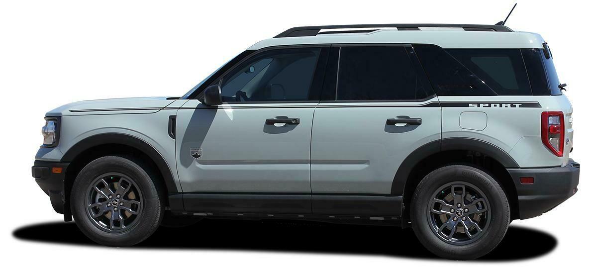 2021-up Bronco Sport