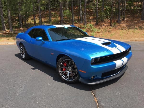 2019 - Up Challenger RT Scat Pack GT Rally Stripe Kit