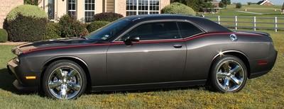 2008 - Up Dodge Challenger