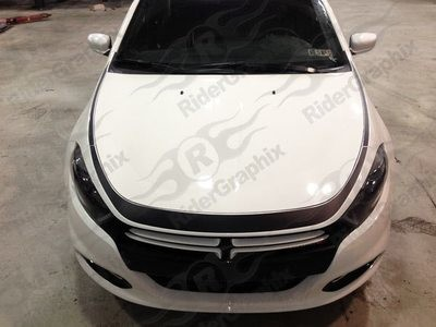 2013 - 2016 Dodge Dart Nose Accent Stripe Kit