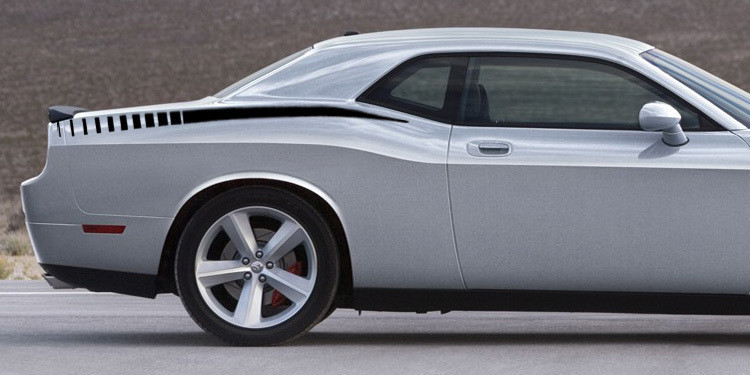 2008 - Up Challenger Rear Q.P. Stinger Stripe Kits