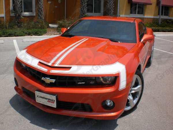 2010 - 2015 Chevrolet Camaro 1969 ZL-1 Style Fascia/Hood Accent