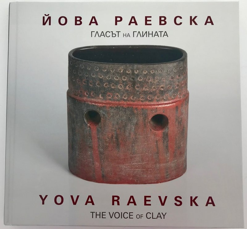 YOVA RAEVSKA - THE VOICE OF CLAY