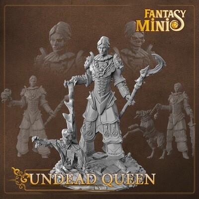 Undead Queen 28mm