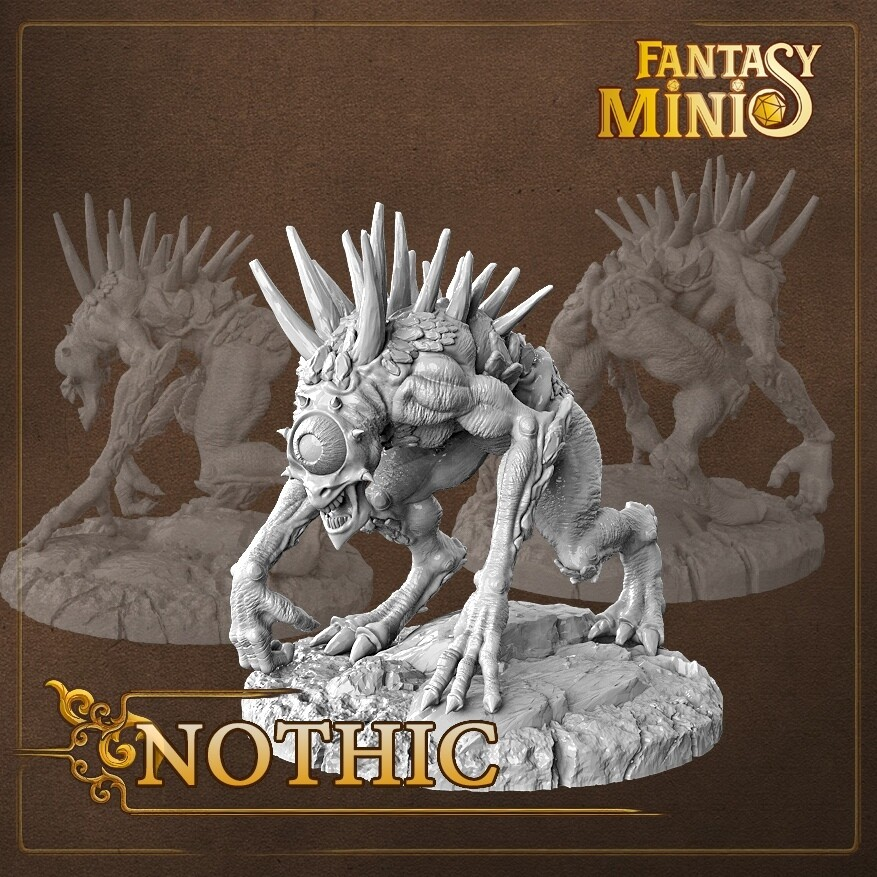 Nothic 28mm