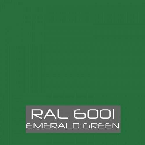 Smalto Acrilico Spray Ral 6001 Verde Smeraldo