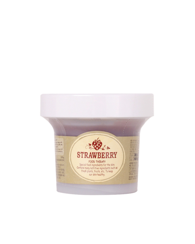 SKINFOOD Black Sugar Strawberry Mask Wash Off 100 g