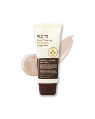 PURITO Snail Clearing BB Cream SPF38 / PA+++ #23, 30ml