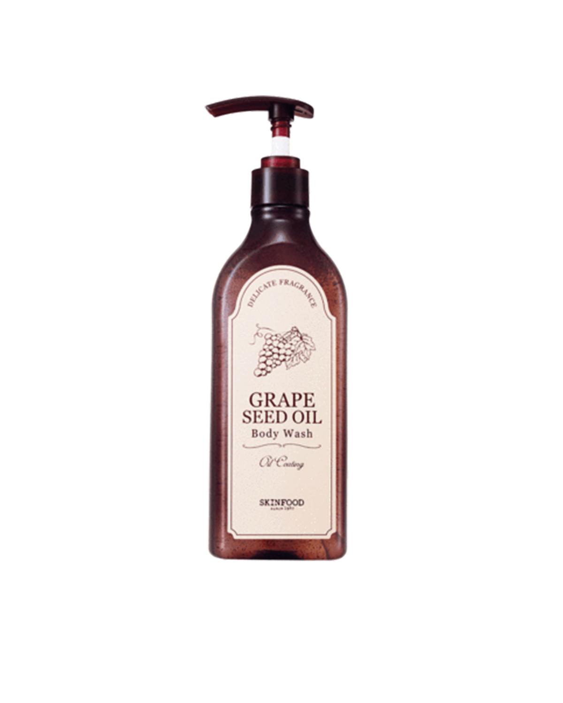 SKINFOOD Grape Seed Oil Body Wash 335 ml