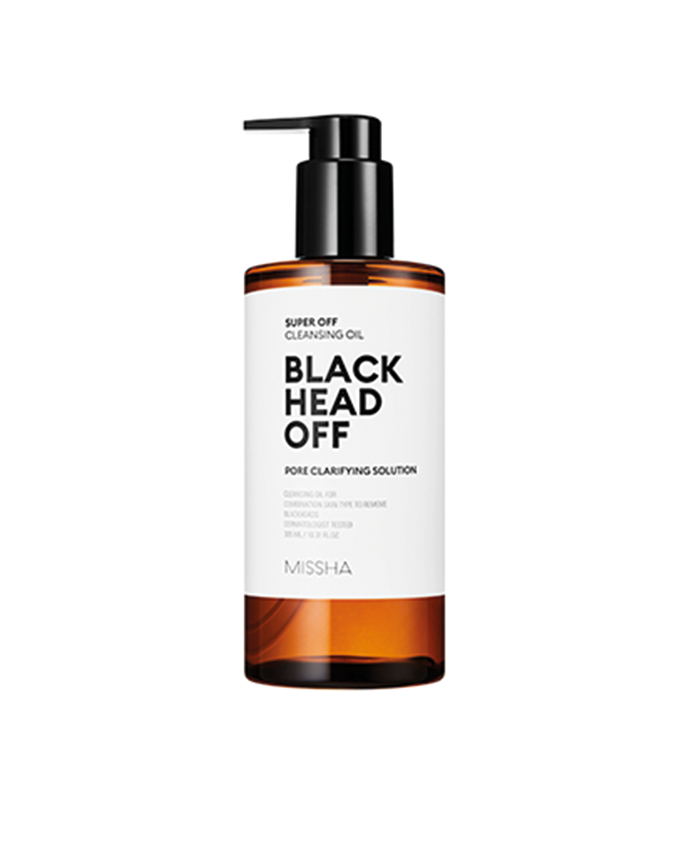 MISSHA Super Off Cleansing Oil Blackhead Off 305 ml