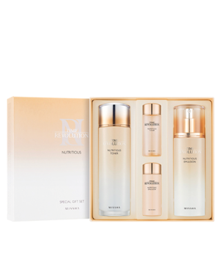 MISSHA Time Revolution Nutritious Special Set