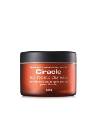 CIRACLE Jeju Volcanic Clay Mask 135 g