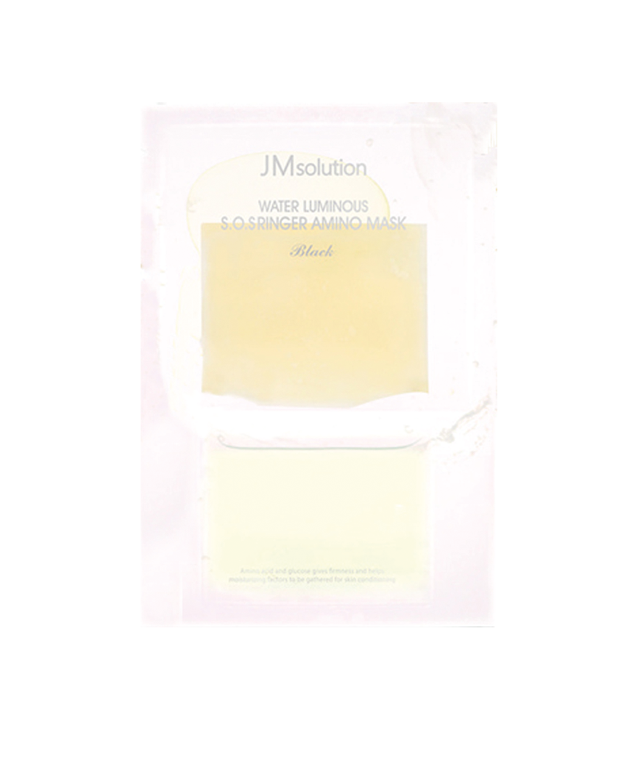 JM SOLUTION Water Luminous S.O.S. Ringer Amino Mask 35 ml