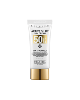 MEDI-PEEL Active Silky Sun Cream SPF50+PA+++ 50ml