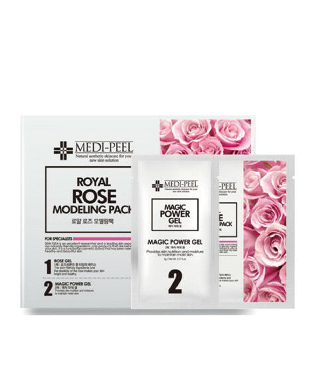 MEDI-PEEL Modeling Pack Royal Rose (50g x 4ea)