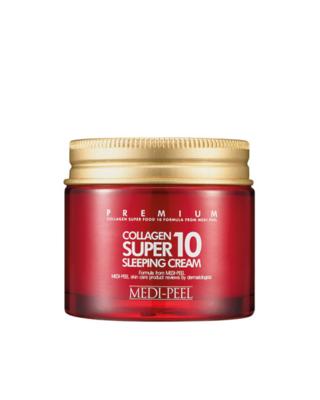 MEDI-PEEL Collagen Super 10 Sleeping Cream 70ml