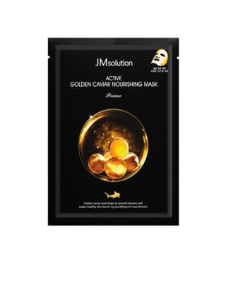 JM SOLUTION Active Golden Caviar Nourishing Mask Prime 30 ml