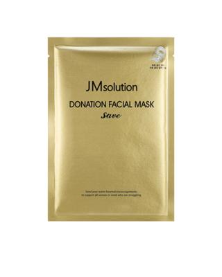 JM SOLUTION Donation Facial Mask Save 37ml