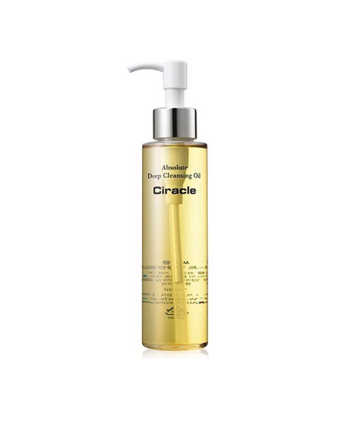 CIRACLE Absolut Deep Cleansing Oil 150 ml