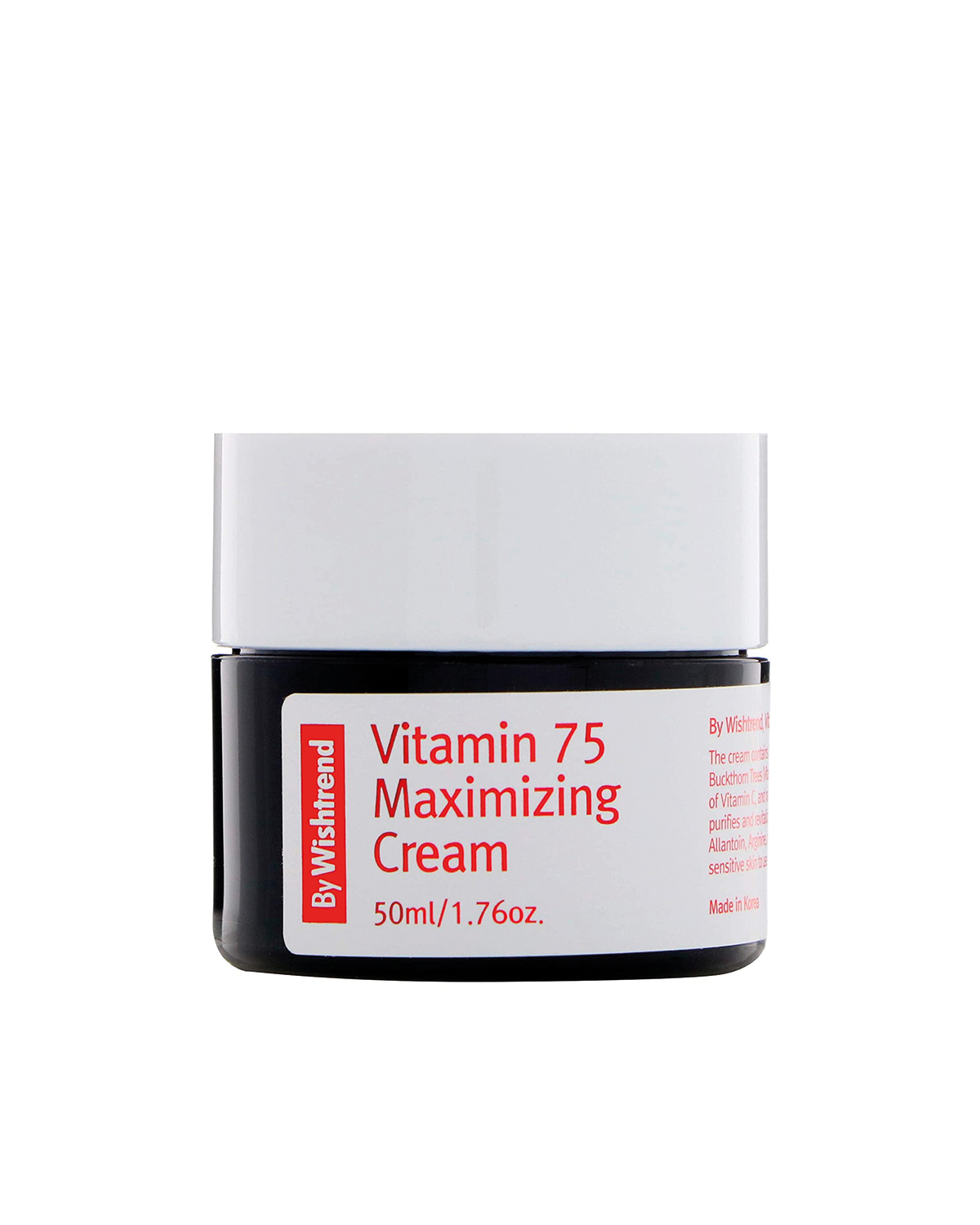BY WISHTREND Vitamin 75 Maximizing Cream 50 ml
