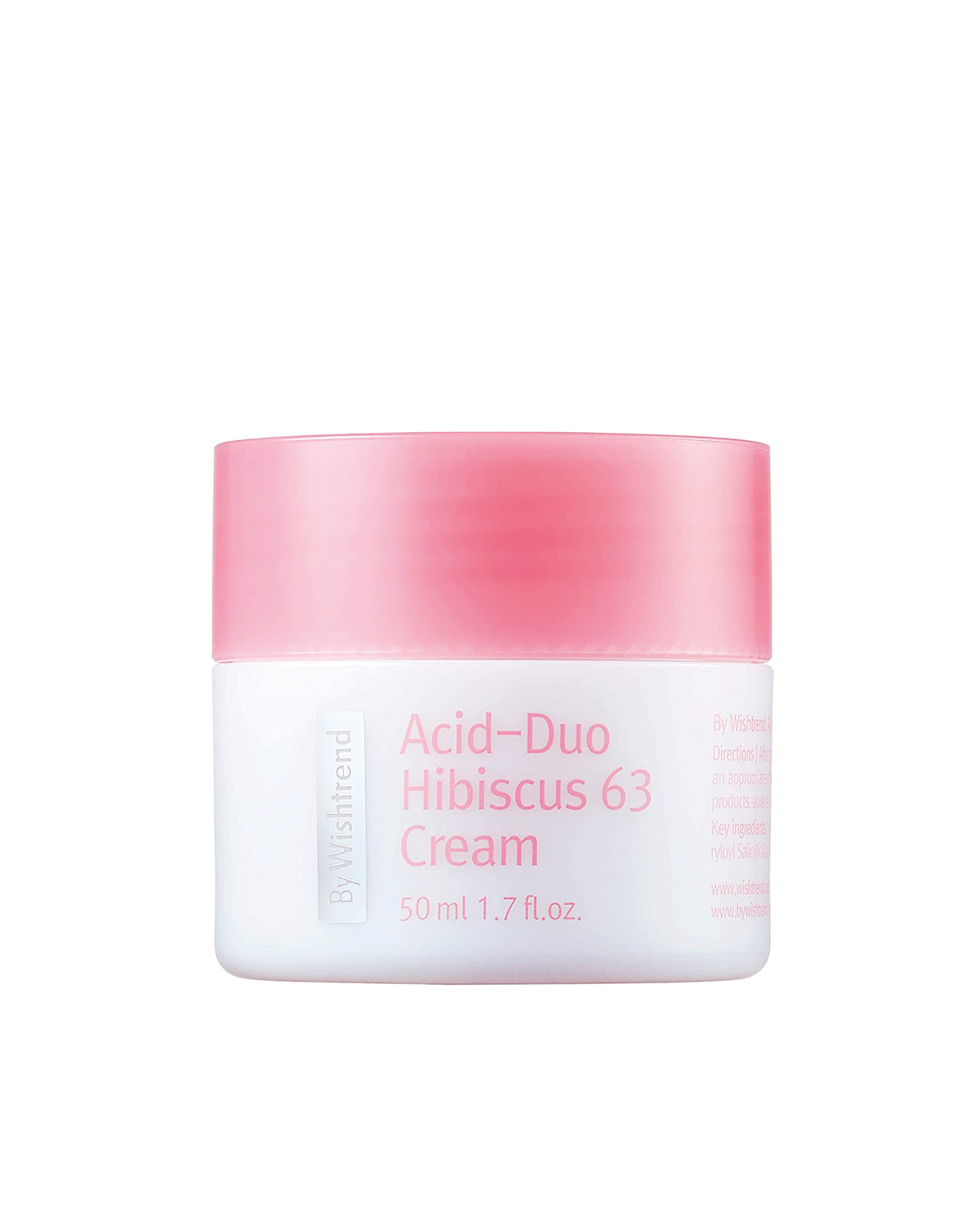 BY WISHTREND Acid-Duo Hibiscus 63 Cream 50 ml