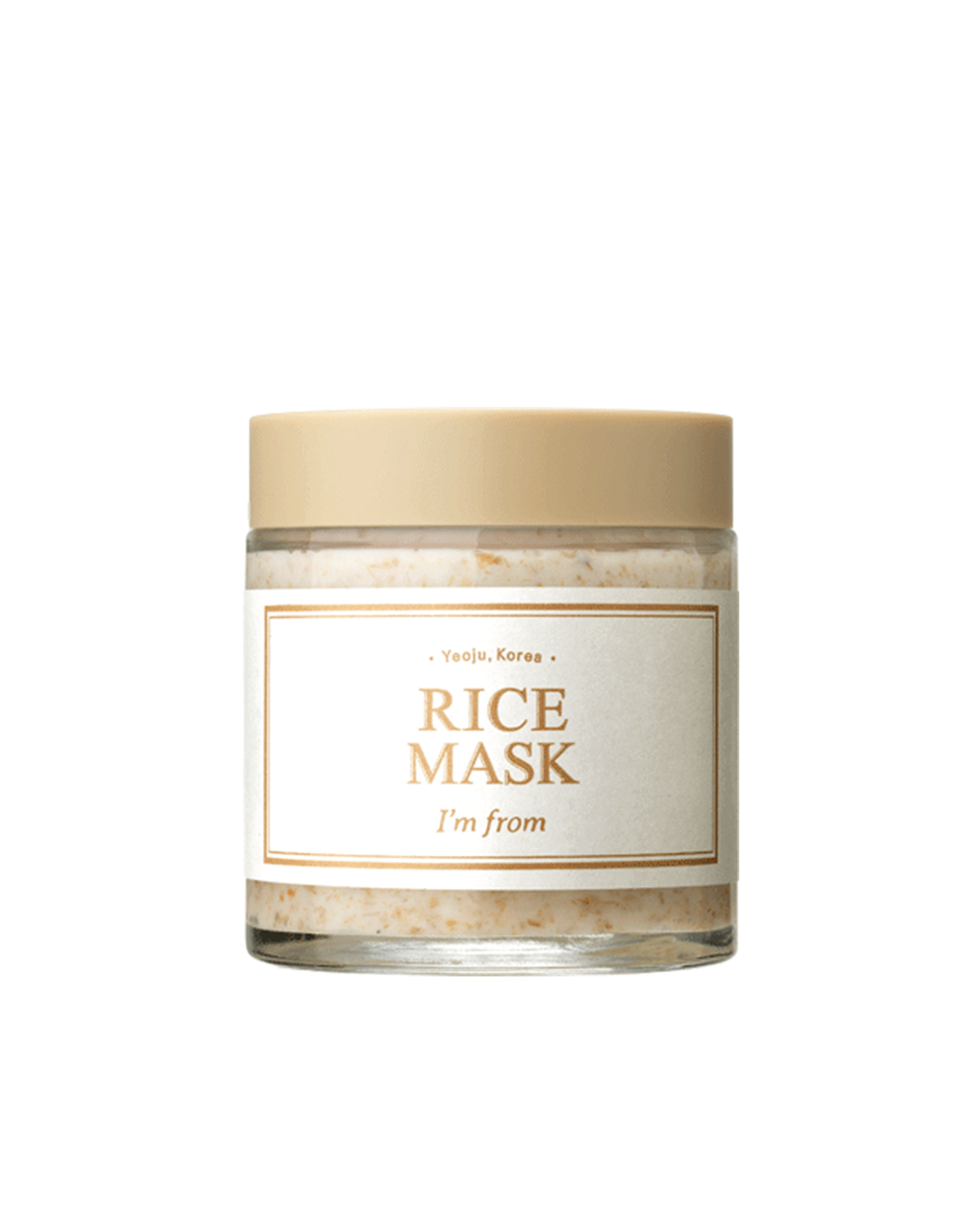 I'M FROM Rice Mask 110 g