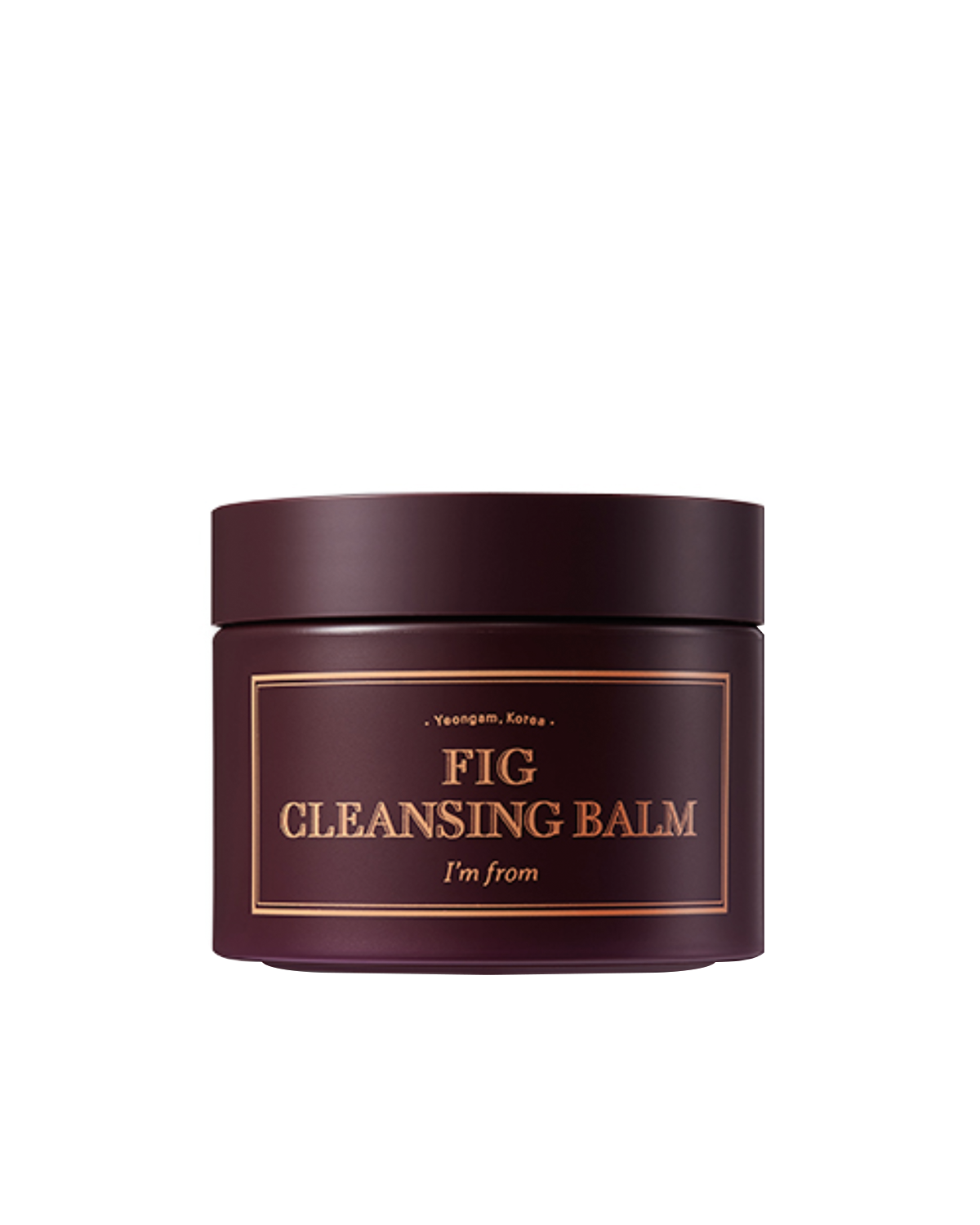 I'M FROM Fig Cleansing Balm 100 ml