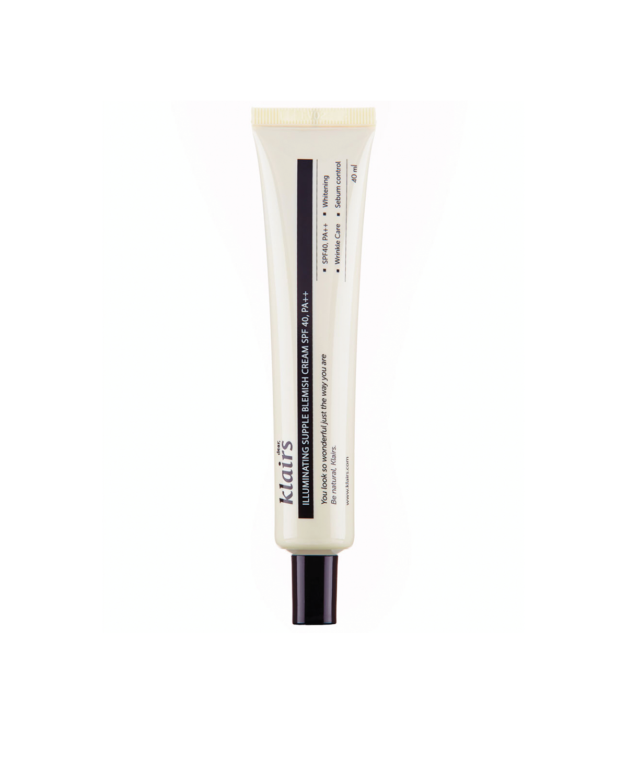 KLAIRS Illuminating Supple Blemish Cream SPF40 PA++ 40 ml