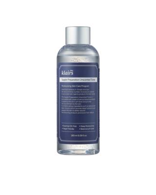KLAIRS Supple Preparation Unscented Toner 180 ml