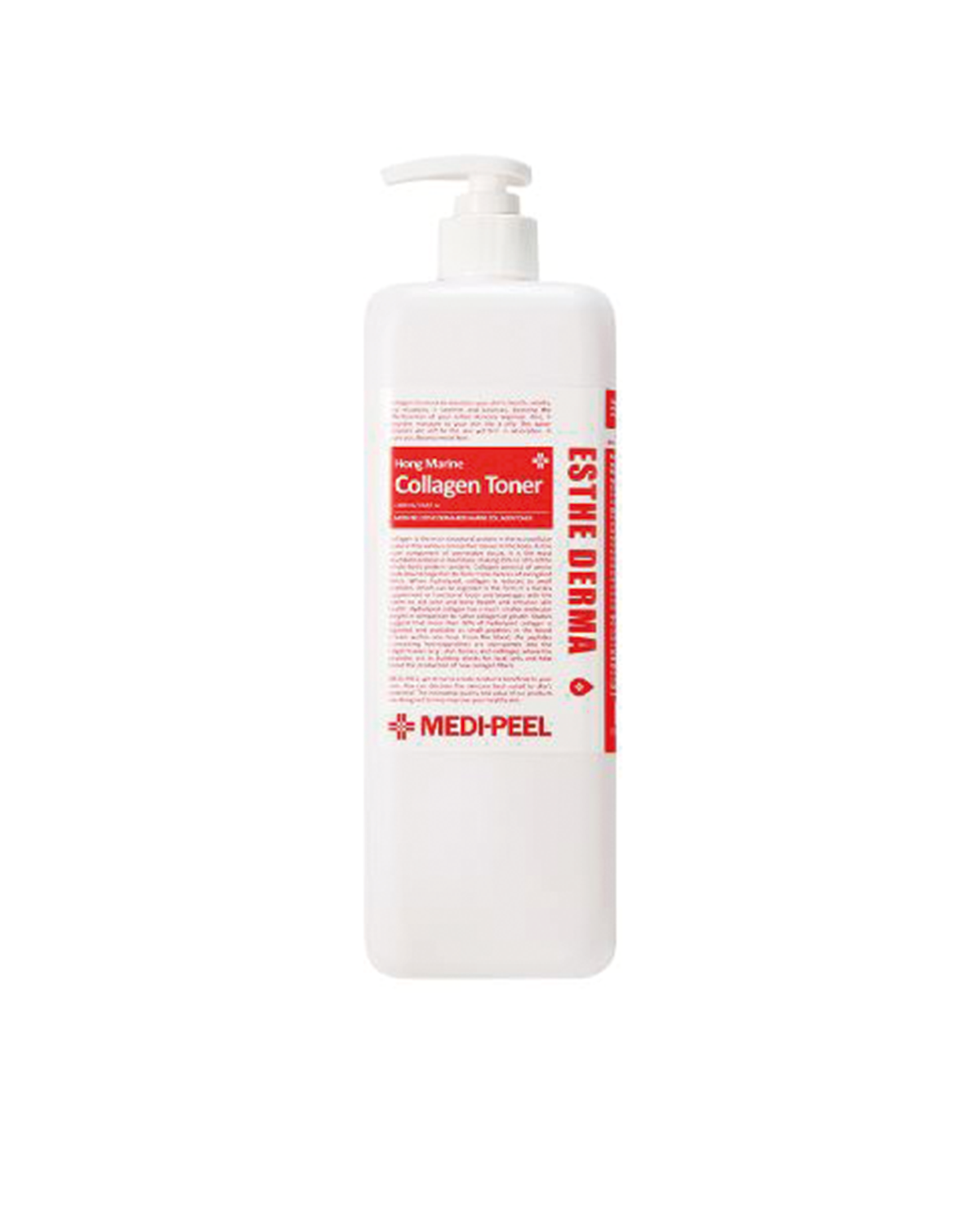 MEDI-PEEL Esthe Derma Red Marine Collagen Toner 1000 ml