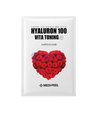 MEDI-PEEL Hyaluron Vita Toning Ampoule Mask 30 ml