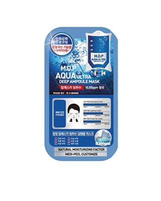 MEDI-PEEL Aqua Ultra Deep Ampoule Mask Sheet 25 g