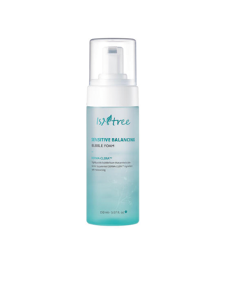 ISNTREE Sensitive Balancing Bubble Foam 150 ml