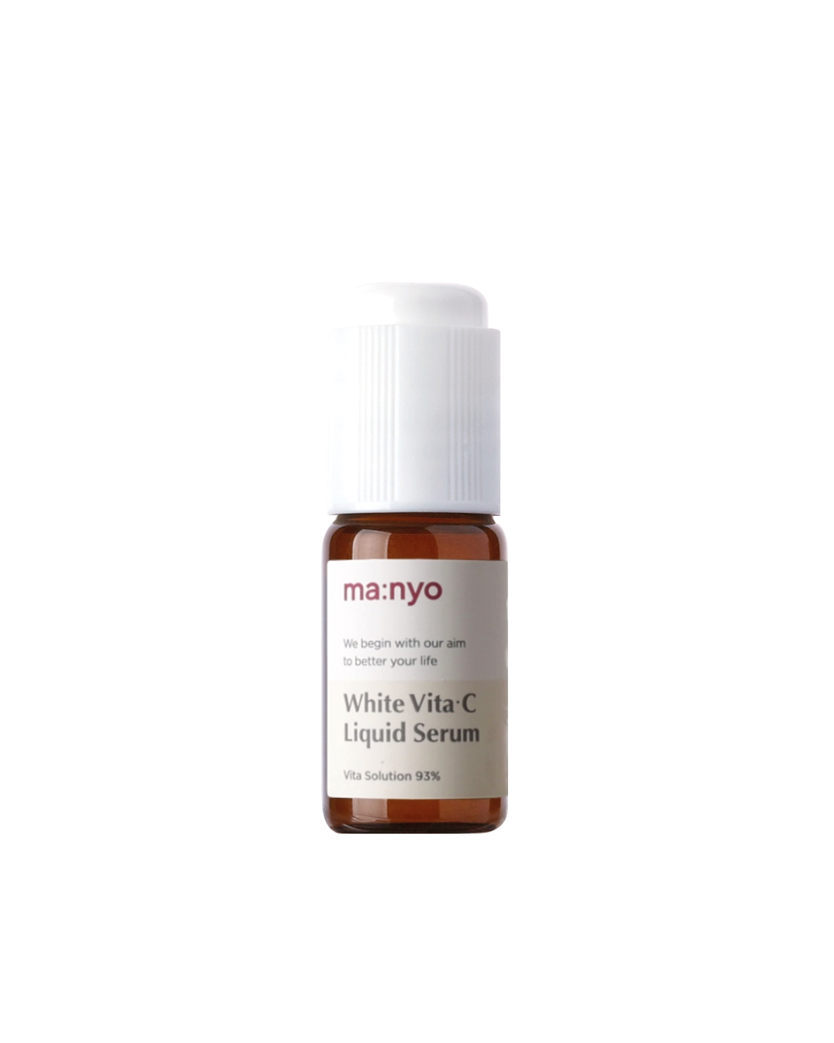 MANYO FACTORY White Vita·C Liquid Serum 10 ml