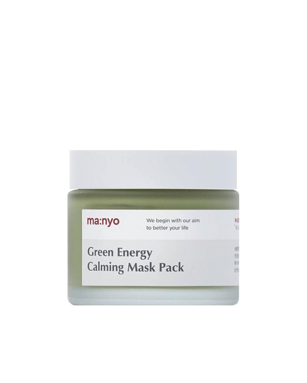 MANYO FACTORY Green Energy Calming Mask Pack 75 ml