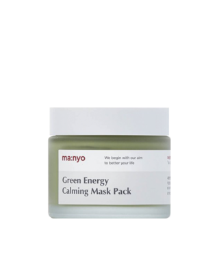 MANYO FACTORY Green Energy Calming Mask Pack 75 ml