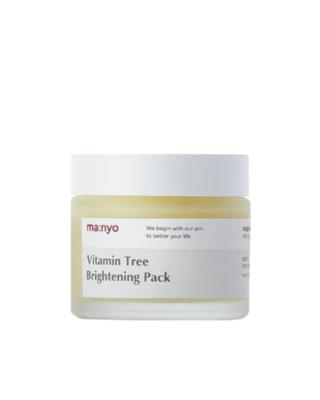MANYO FACTORY Vitamin Tree Brightening Pack 75 ml