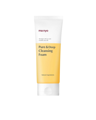 MANYO FACTORY Pure Deep Cleansing Foam 100 ml