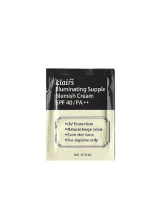 KLAIRS Illuminating Supple Blemish Cream SPF40 PA++ Tester 3 ml