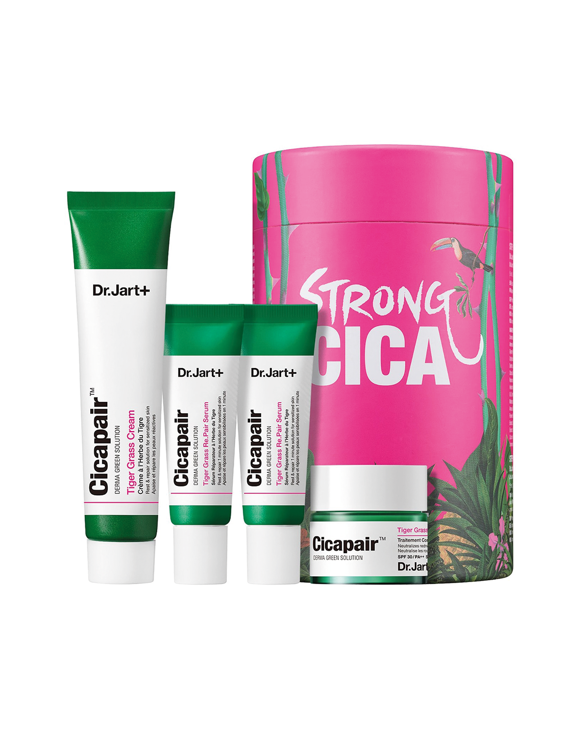 DR.JART+ Cicapair Strong Cica All Day Kit