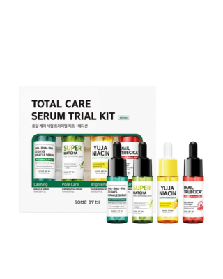 SOME BY MI Total Care Serum Trial Kit 14ml x 4ea