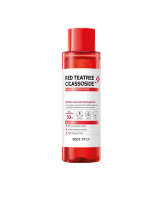 SOME BY MI Red Tea Tree Cicassoside Final Solution Toner 150ml