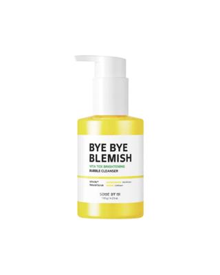 SOME BY MI Bye Bye Blemish Vita Tox Brightening Bubble Cleanser 120 ml