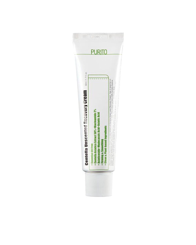 PURITO Centella Unscented Recovery Cream 50 ml