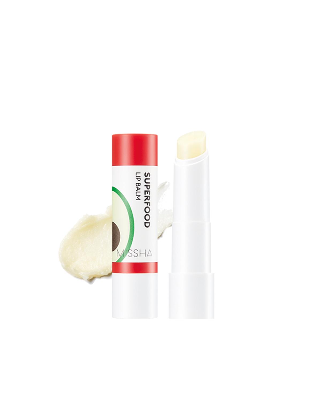 MISSHA Superfood Avocado Lip Balm 3.2g