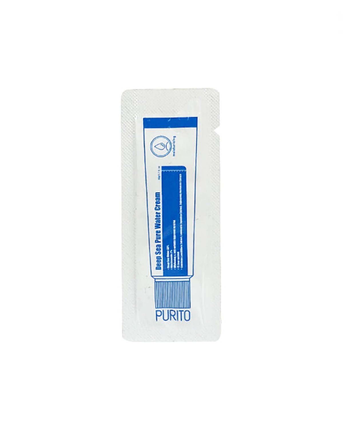 PURITO Deep Sea Pure Water Cream Sample 1g