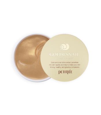PETITFEE Gold & Snail Hydrogel Eye Patch