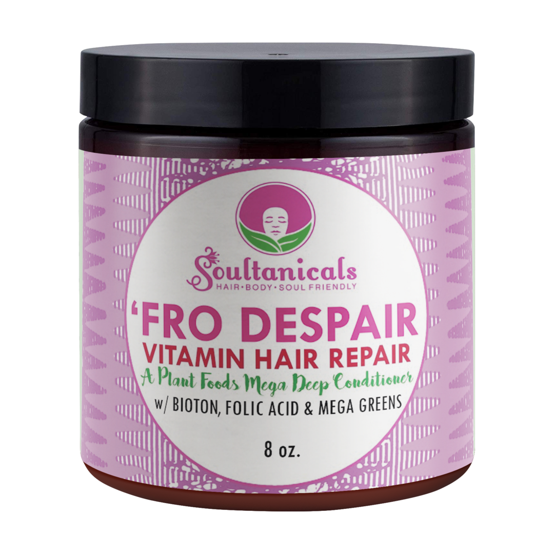 Soultanicals Fro Despair Vitamin Hair Repair Deep Conditioner