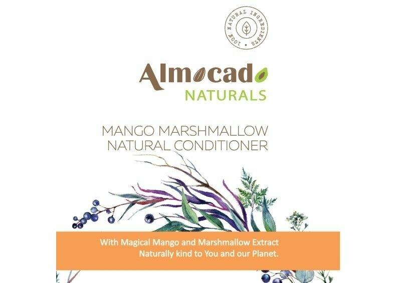 Almocado Mango Softening Conditioner